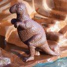 Marx Early 1960s Allosaurus Type II Dinosaur, Brown