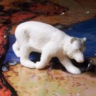Marx Bear, North American Wild Animals Series, White, Recast