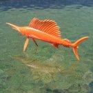 MPC Sea Creatures: Sail Fish in Cereal Premium Orange (Probable Recast)