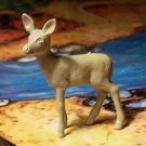 Marx Doe, North American Wild Animals Series, Gray, Original '50s-'60s