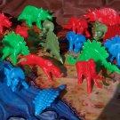 20 1980s Dimensions for Children (DFC) Dinosaurs & Prehistoric Reptiles, Mammals