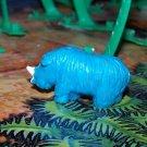 Coledonta Wooly Rhinoceras, Panosh #42, 1987