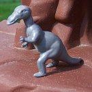 Nabisco 1950s-1960s Trachodon Duckbill Dinosaur Cereal Premium, Gray