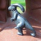 Nabisco 1950s-1960s Kritosaurus Crested Dinosaur Cereal Premium, Blackish Gray