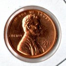 U.S. 1971-S Proof Lincoln Cent