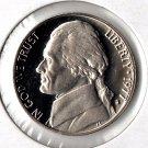 US 1977-S Proof Jefferson Nickel