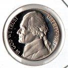 US 1981-S Proof Jefferson Nickel