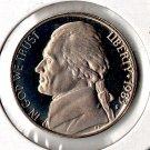 US 1983-S Proof Jefferson Nickel