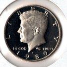 U.S. 1989-S Proof Kennedy Half Dollar