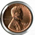 U.S. 1956-D Uncirculated Lincoln Cent