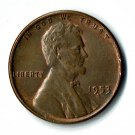 U.S. 1953-S Uncirculated/Red Brown Lincoln Cent