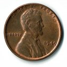 U.S. 1949 Uncirculated Lincoln Cent