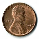 U.S. 1948-D Uncirculated Lincoln Cent