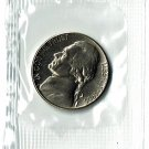 U.S. 1965 Jefferson Nickel, From Special Mint Set, Uncirculated