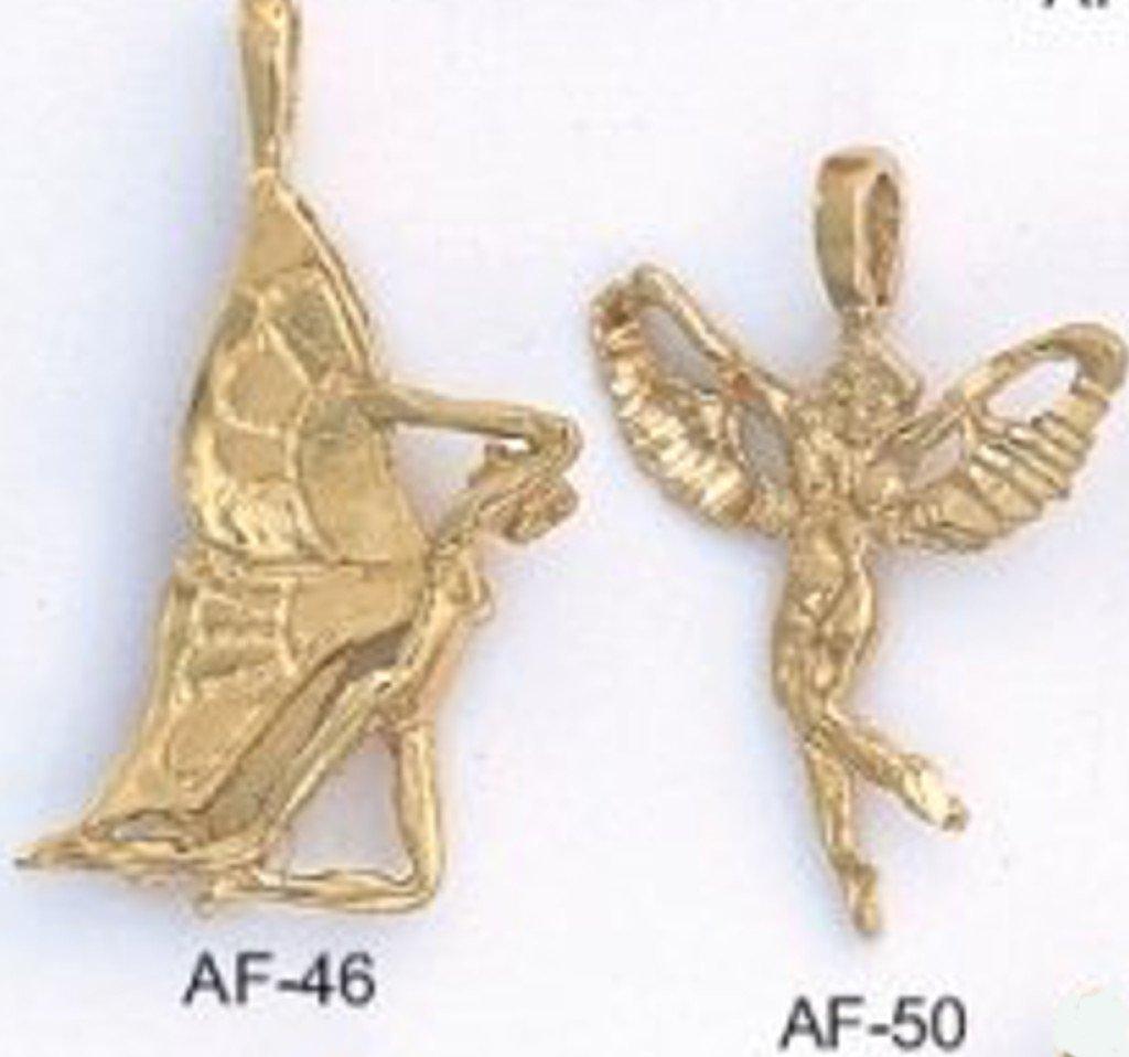 One Dozen Fairy Pendants Charms