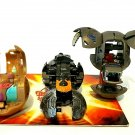 BAKUGAN 3 piece lot AQUOS verias 740G, leefram 570 gray, duel elfin 640 gold