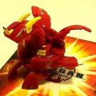 bakugan neo dragonoid  red pyrus 550G RARE