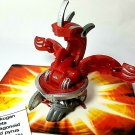 bakugan meta dragonoid red pyrus mechtanium surge g-change 600g - 950g + cards