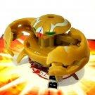 bakugan Gold haos terrorclaw 450G bakutech sega toys limited edition