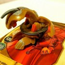 Bakugan Delta Dragonoid Tan Haos Reverse Attribute B1 Classic 530G & cards