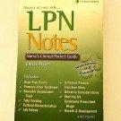 LPN NOTES Nurse's Clinical Pocket Guide Ehren Meyers Tracey Hopkins DAVIS NOTES