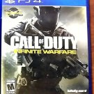 Call of Duty: Infinite Warfare Playstation 4 Game ps4