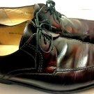 Dunham Brown Leather Oxford Men Shoe Size 10