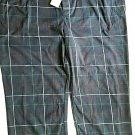 goodfellow men fleece lounge pajamas navy blue pants size 3XB NWT.