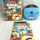 The Simpsons Road Rage (Platinum Hits) (Microsoft Xbox, 2003) Complete CIB