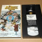 The Bugs Bunny Road Runner Movie VHS Vintage Looney Tunes Daffy Duck Wile