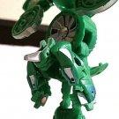 Bakugan Contestir Green Ventus Gundalian Invader 670G & Vilantor Battle gear 80G