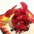 Bakugan Hyper Dragonoid Red Pyrus Bakusteel 500G