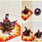 Bakugan Pyro Dragonoid Motra Black Darkus New Vestroia 530G