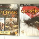 PS3 Games bundle lot, God Of War Collection And God Of War III