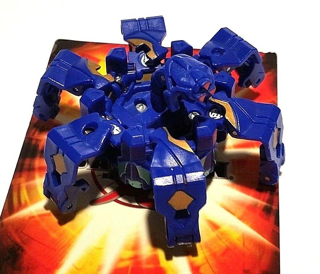 Bakugan Dynamo Blue Aquos New Vestroia Trap