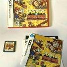 Mario vs. Donkey Kong Mini-Land Mayhem (Nintendo DS, 2010) Complete Authentic