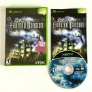 Disney's The Haunted Mansion (Microsoft Xbox, 2003) - Complete with Manual