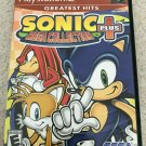 Sonic Mega Collection Plus Greatest Hits (Sony Playstation 2 ps2) - Complete