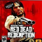 Red Dead Redemption PlayStation 3 PS3 TESTED MANUAL NO MAP