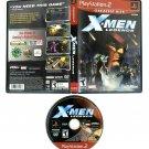 X-Men Legends (Sony PlayStation 2, 2004) PS2 No Manual