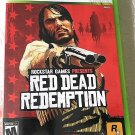 Red Dead Redemption Xbox 360 Complete W/Manual