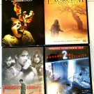 Lot Of 4 DVDs - Horror Movies! PARANORMAL ACTIVITY 2, FRIGHT NIGHT And More!