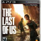 The Last of Us Sony PlayStation 3 PS3