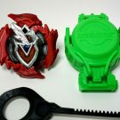 Beyblade Z Achilles A4 11 Xtend-S recolor Burst Evolution Spinning Battle Figure