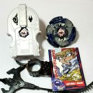 Beyblade Lightning L Drago 100HF HASBRO METAL FUSION and launcher