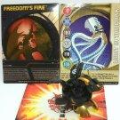 Bakugan Neo Dragonoid 650G pyrus Gold Bronze Attack New Vestroia 2 cards