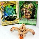 Bakugan Coredem Tan Subterra Gundalian Invaders 760G  Coredem card 3 piece lot
