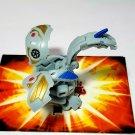 Bakugan Helios Gray Haos New Vestroia 580G Plus 2 cards Battle Brawlers