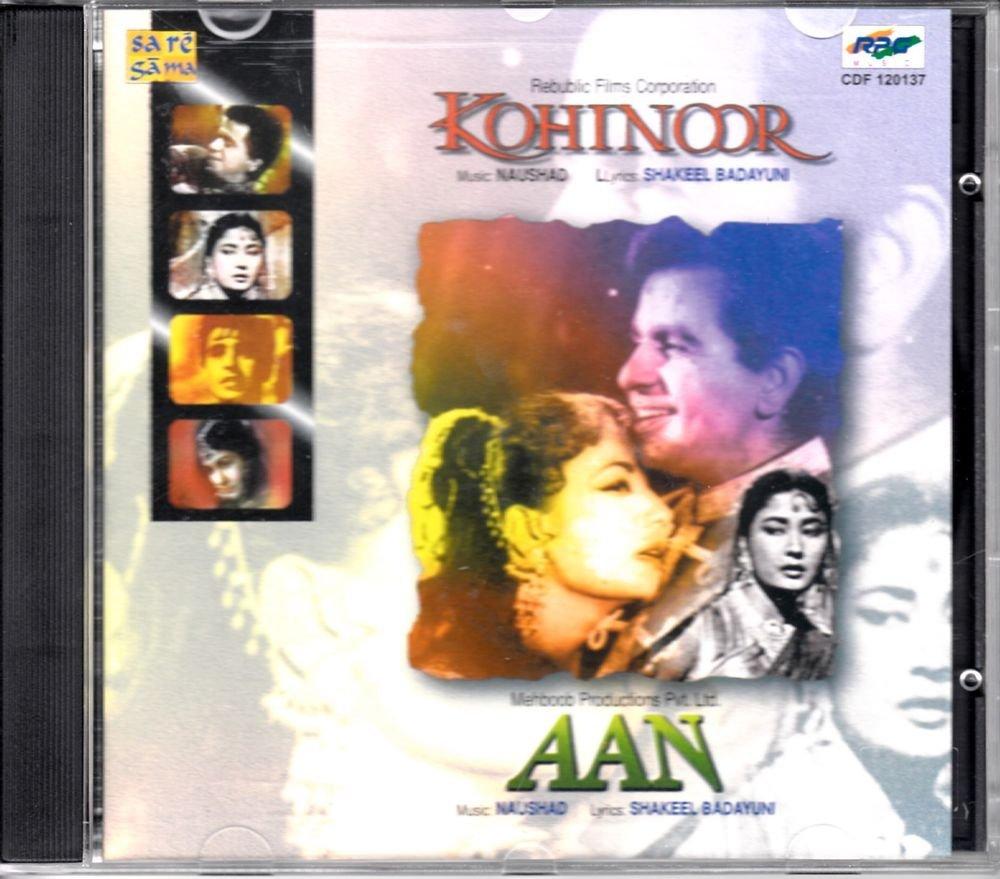Kohinoor / Aan (Music: Naushad) (Soundtrack) (Made in India)