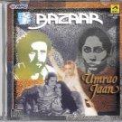 Umrao Jaan / Bazaar (Music: Khaiyyaam) (Soundtrack) (Made in India)
